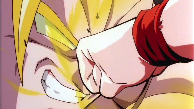 File:Broly unaffected by Gohan's punch.png