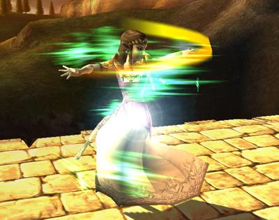 File:Zelda Using Farore's Wind.png