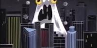 White Goo Monster
