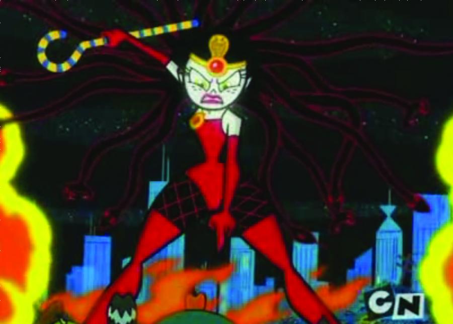 Sedusa 1998 Tv Series Gallery Powerpuff Girls Wiki