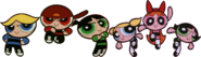The Rowdyruff Boys and The Powerpuff Girls (September 15, 2000) - A