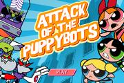 Powerpuff Puppybots