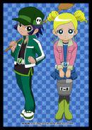Kaoru and Miyako Full by Rolling Sonic