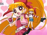 PPGZ Momoko and Blossom connected