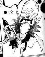 Mojo in manga