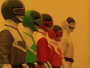 Evil Time Force Rangers
