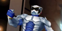 Future Omega Ranger
