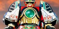 Thunder Megazord/toys