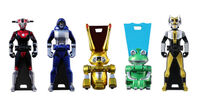BuddyRoid Ranger Keys