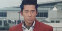 Kazu's grandson