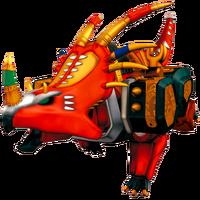 Styracosaurus Zord