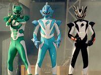 Spirit Rangers JF