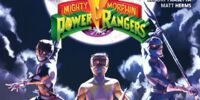 Mighty Morphin Power Rangers (Boom! Studios) Issue 6