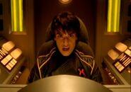 Dustin in Cockpit