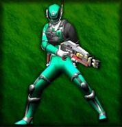 DekaGreen SWAT (Dice-O).