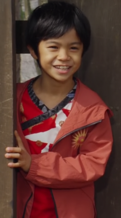 Child Takaharu