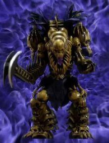 巨大妖怪ガシャドクロ