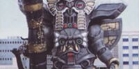 Flurious' Robot