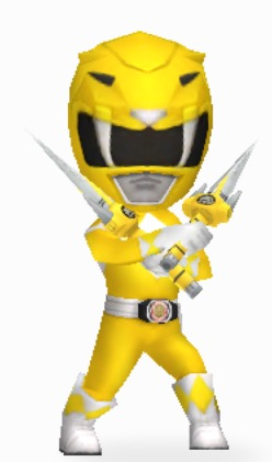 File:Mighty Morphin Yellow Ranger in Power Rangers Dash.jpeg