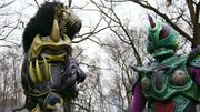 Rio and Mele (Legend War)