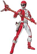 Red Overdrive Ranger S.H Figuarts