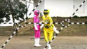 ToQger 9 - Yellow & Pink Swap