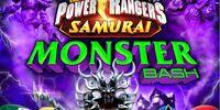 Power Rangers Samurai: Monster Bash