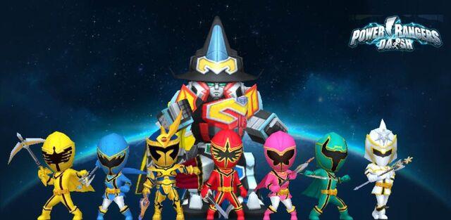 File:Power Rangers Mystic Force in Power Rangers Dash.jpg