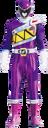 Kyoryu-violet