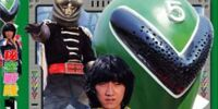 Ep. 27: Yellow Object Q! Gorenger Base S.O.S.