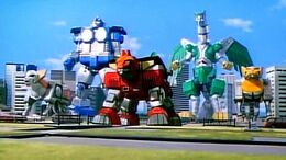 Galactazords