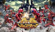 Super Sentai Legend Wars