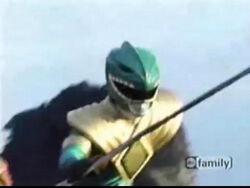 Mutant ranger green