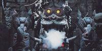 Comparison:Ogre Tribe Org vs. Orgs (Wild Force)