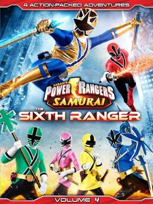 Power Rangers Samurai Volume 4 The Sixth Ranger