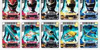 Gosei Cards