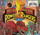 Mighty Morphin Power Rangers (Hamilton) Vol. 2 Issue 2
