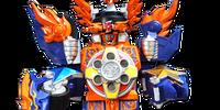 Gekiatsu Shuriken Gattai Gekiatsu Dai-Oh