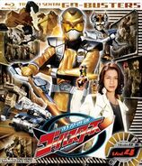 Go-Busters Blu-ray Vol 4