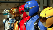 The Go-Busters' Final Hurrah