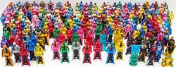 Super Sentai Keys