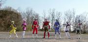 Shuriken Sentai Ninninger vs Kamen Rider Drive Spring Break Combined Special