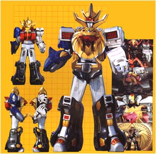 File:8 WILD FORCE MEGAZORDS.jpg