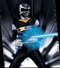 In-space-black-ranger