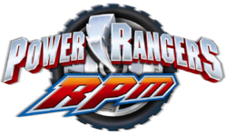 Power Rangers RPM S17 Logo 2009