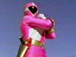 Pink Deohn Ranger