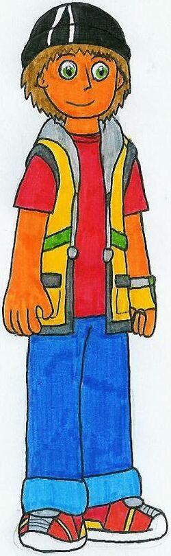 Skitter Yellow Ranger by MCsaurus