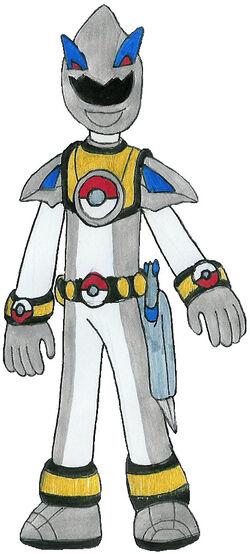 Pokemon Tamer Soul Ranger by MCsaurus