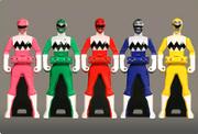 Galaxy Ranger Keys