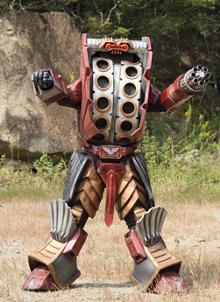 Rotox prototype power rangers fanon wiki fandom - Robot power rangers megaforce ...